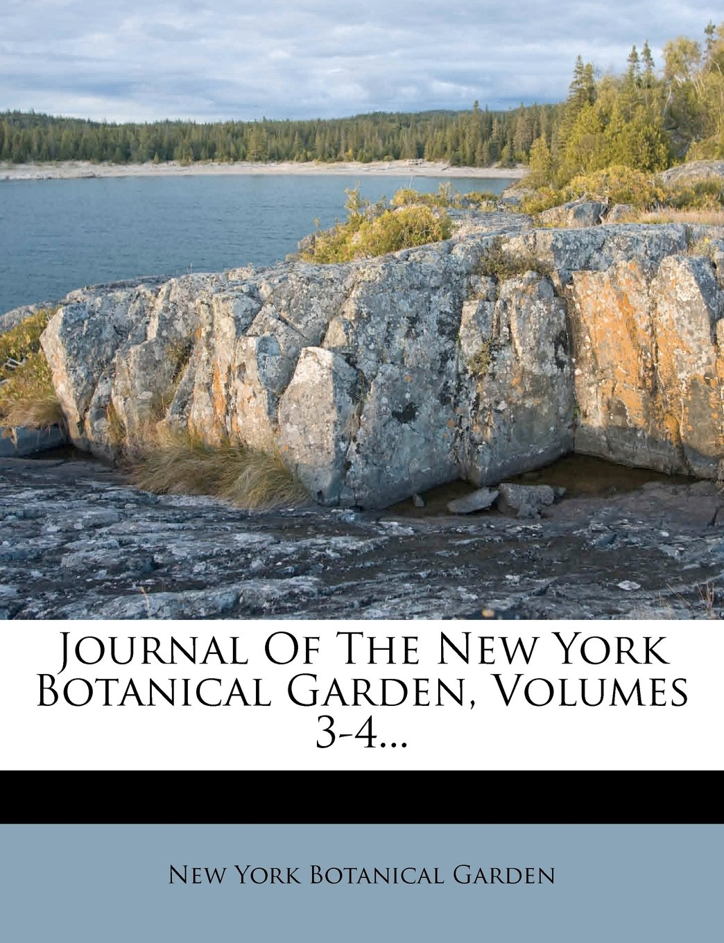 Download Journal Of The New York Botanical Garden, Volumes 3-4... PDF