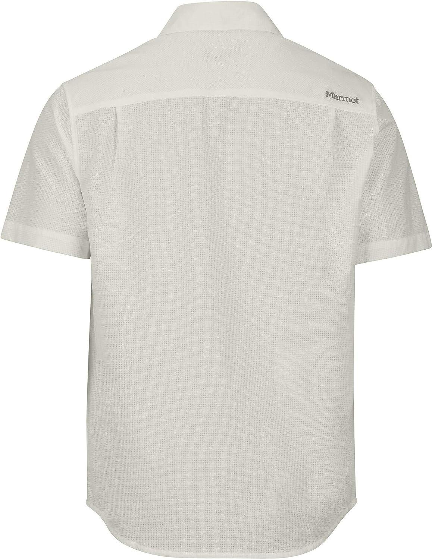 Marmot Mens Aerobora Short Sleeve Shirt Short Sleeves Men S Shirt