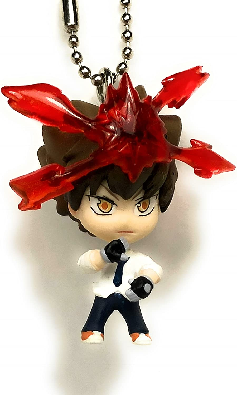 Amazon Com Katekyo Hitman Reborn Mascot Figure Swing Charm