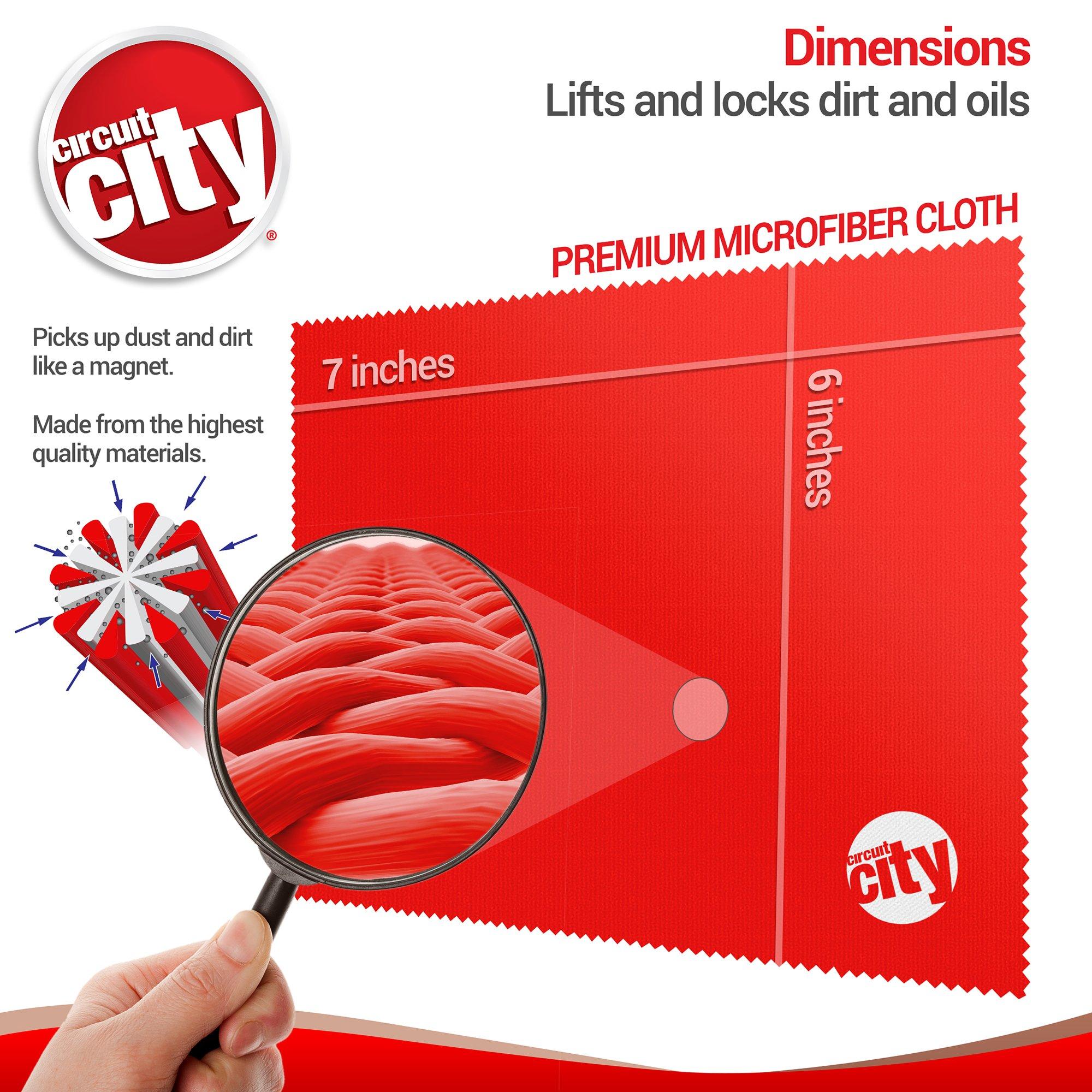 Circuit City Sightmark IR-805 Compact Infrared IR Illuminator Flashlight w/Batteries + Microfibers (SM19075) by Circuit City (Image #5)