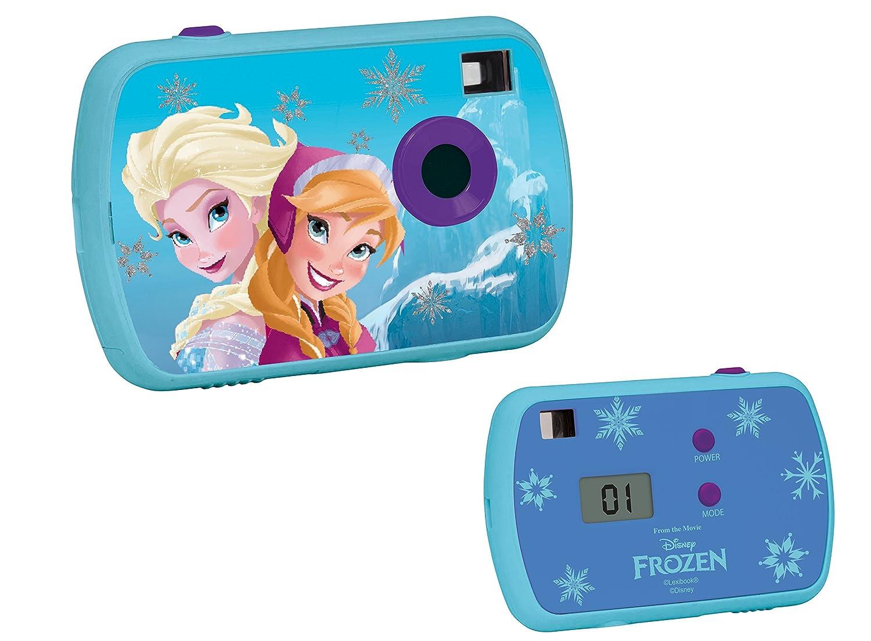 e4e594849 Amazon.es: Frozen - Cámara de fotos digital Disney, niña (Lexibook DJ017FZ)