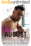 Mr. August: A Student/Teacher Romance (Calendar Boys Book 8)