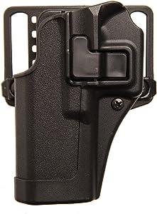 Holster Glock 19,23,32,36 Matte Black