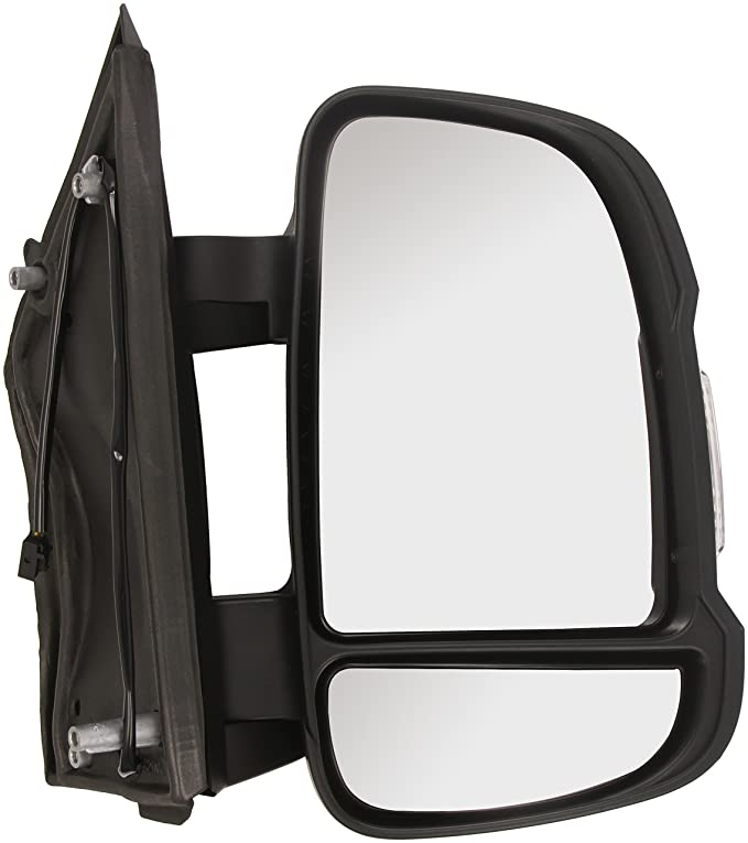 Side Mirror Outer Glass Convex LEFT Fits CITROEN Jumper FIAT PEUGEOT Boxer 2006