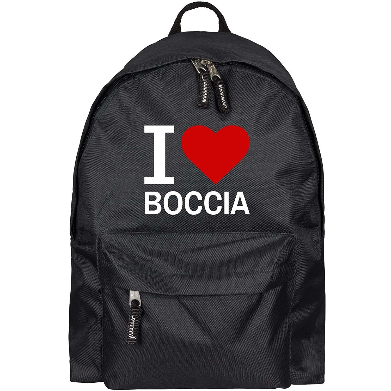 Mochila I Love boccia Classic negro: Amazon.es: Deportes y ...