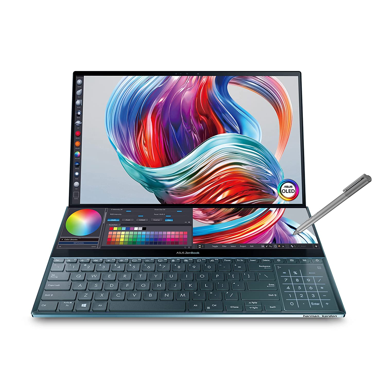 ASUS ZenBook Pro Duo UX581 (UX581LV - XS74T) Laptop