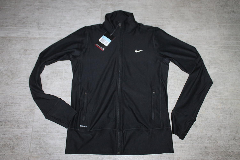 Nike Sport Chaqueta de entrenamiento Chaqueta Negro Tamaño M Nuevo ...