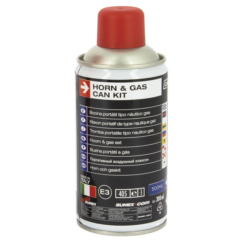 SUMEX 2505018 - Botella Recambio Gas Butano
