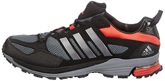adidas Supernova Riot 5M, Scarpe da trail running uomo, Nero