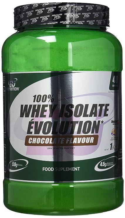 EU Nutrition 100% Whey Isolate Évolution Chocolate - 1000 gr ...