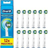 Oral-B Precision Clean elektrische tandenborstelkop met CleanMaximiser-technologie, overmaat plaquetverwijderaar, 12…