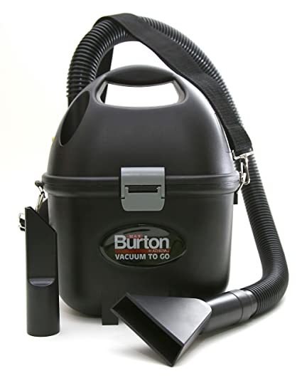 Amazon.com: Max Burton 12 voltios aspiradora to go en húmedo ...