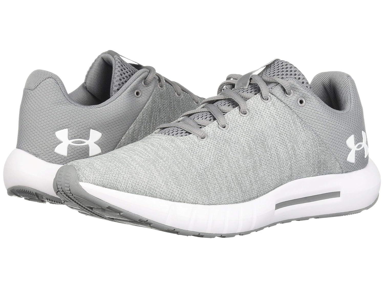 【激安大特価!】  [アンダーアーマー] レディースランニングシューズスニーカー靴 UA Micro G B07N8GJQD8 Pursuit Twist [並行輸入品] 28.0 B07N8GJQD8 B|Steel/White/White Steel/White/White 28.0 cm B 28.0 cm B|Steel/White/White, VENICE:78926ac1 --- senas.4x4.lt