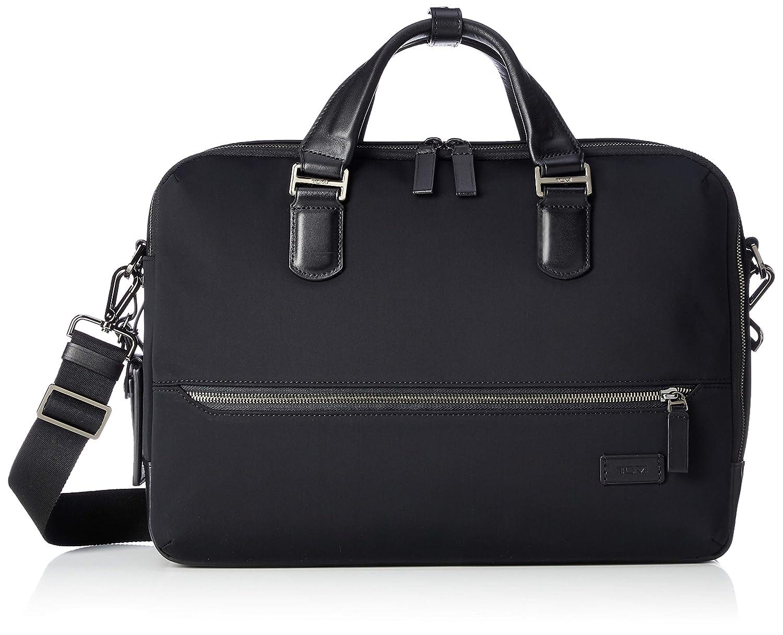 [トゥミ] ビジネスバッグ 公式 正規品 TUMI HARRISON スリムコンバーチブルブリーフ B07QKTQYFS ブラック