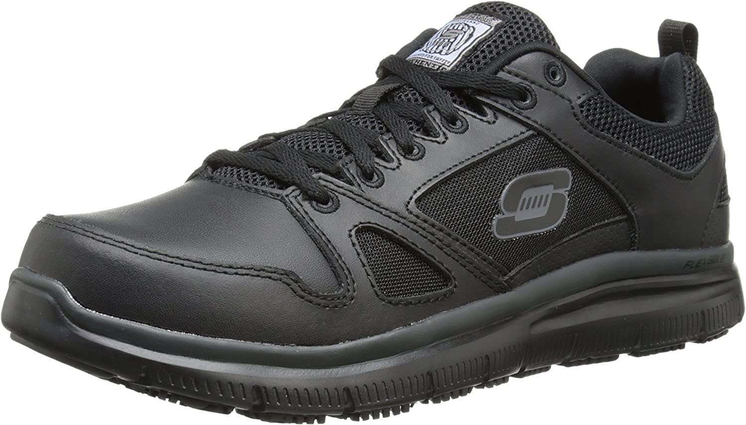 Skechers Men's Flex Advantage Sr Work Shoe