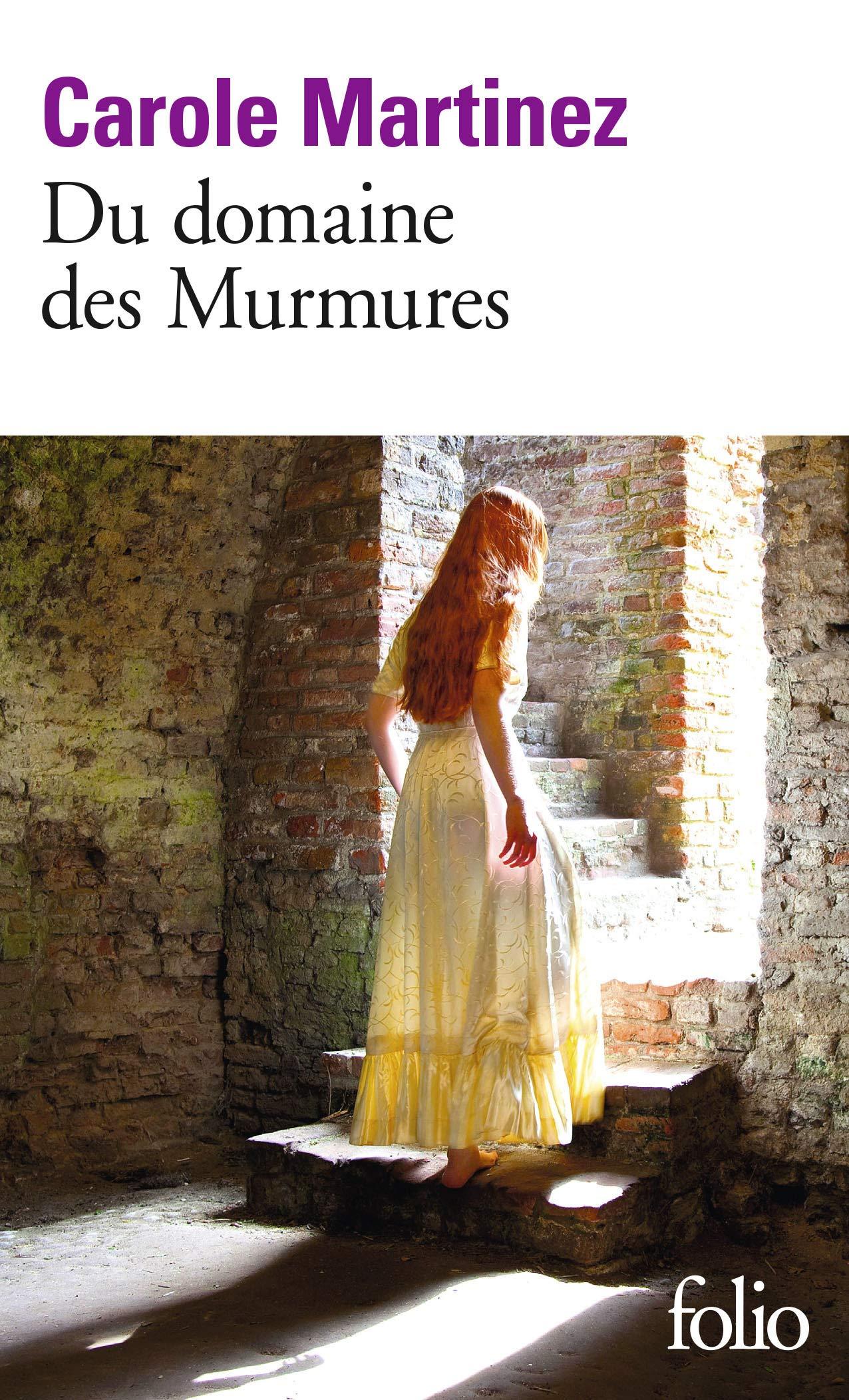 Amazon.fr - Du domaine des murmures - Prix Goncourt des lycéens 2011 -  Martinez, Carole - Livres