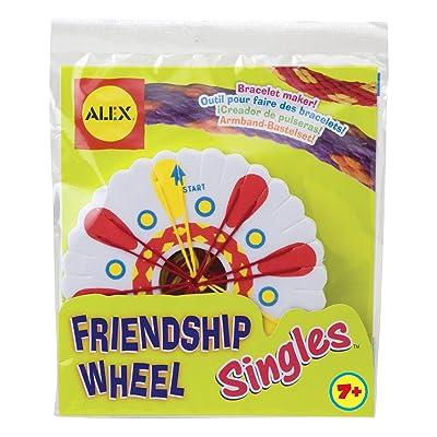 Alex Toys Friendship Wheel Singles: Toys & Games