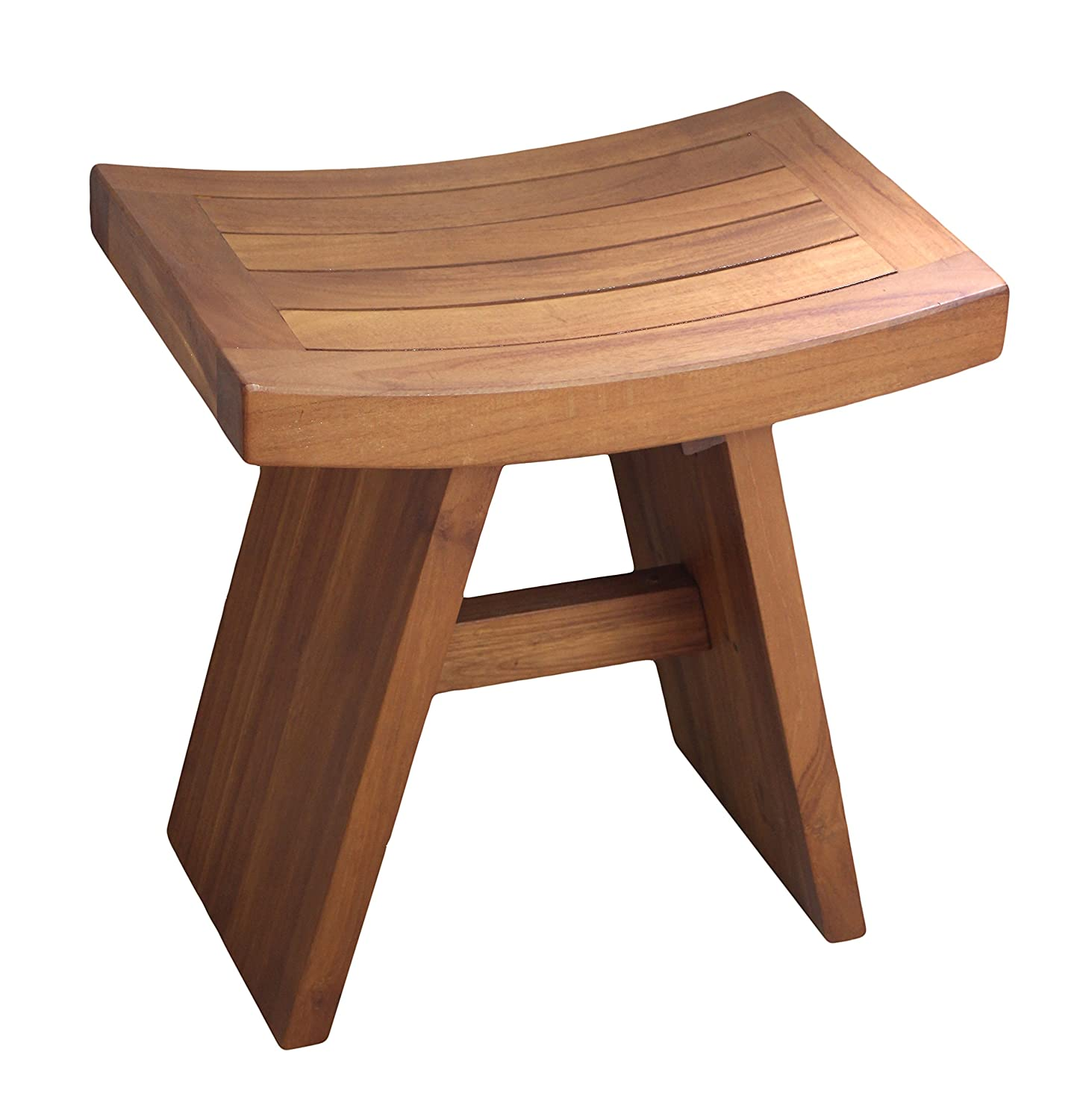 Teak Shower Stool Roselawnlutheran
