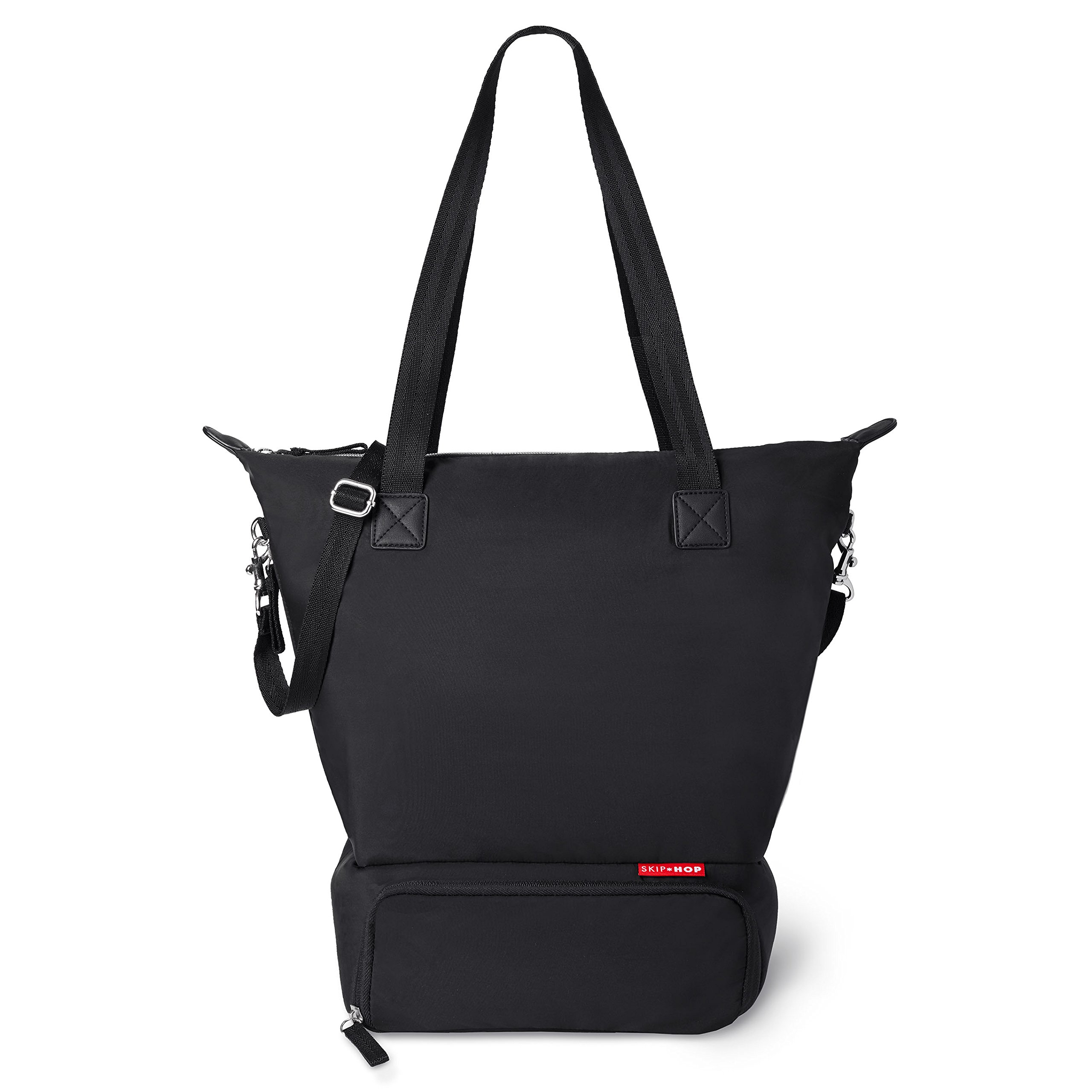 Skip Hop Tray Chic Dry and Store Pump Bag, Black