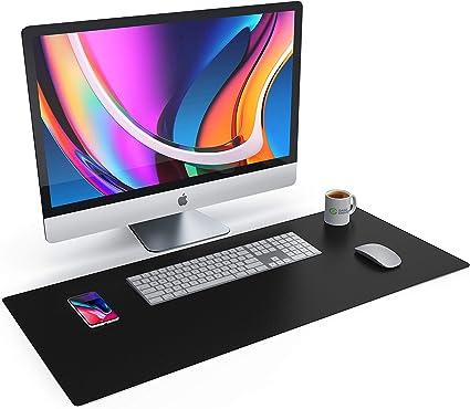 Csl Tischunterlage Schreibtischunterlage 90 X 40cm Elektronik