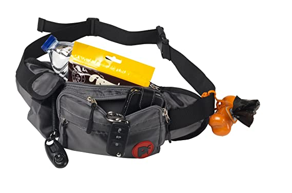 Petface Outdoor Paws Dog Walkers Bum Bag