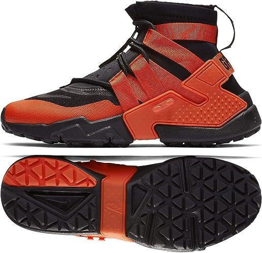 Elegancia Resplandor El uno al otro  Amazon.com: Nike Air Huarache Ao1730-001 - Agarre para hombre, 12.5 M US:  Shoes