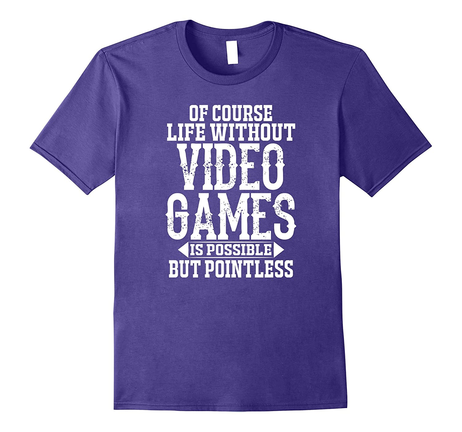 Of Course Life Without Video Games Is Possible But Pointless-FL