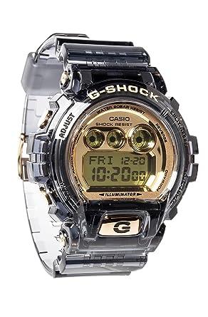 408855615 M495-Shock Resist Transperent visual impact G-SHOCK GD-X6900FB-8 ...