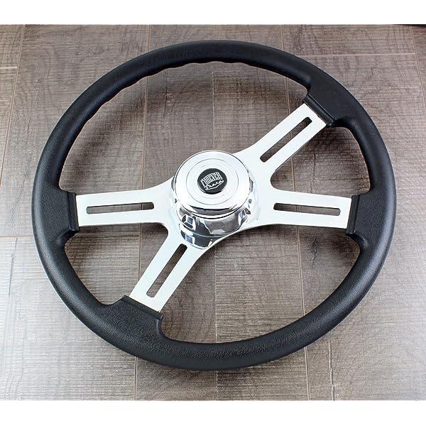 Volvo Peterbilt Kenworth 18 Dark Steering Wheel 4 Spoke Rivet Freightliner