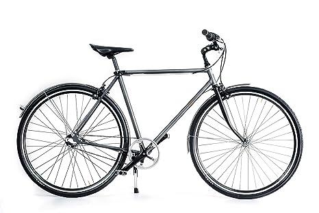 Bycly City Black Edition 3v City Bike Uomo Con Cambio Al Mozzo