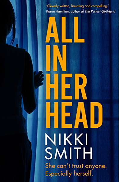 All in Her Head: Tense and moving (Harriet Tyce) - the new must ...