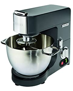 Hamilton Beach Commercial CPM800 8 Quart Stand Mixer, Die-Cast Aluminum, Black