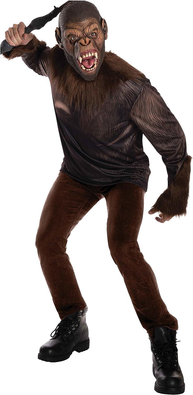 Disfraz de Caesar El planeta de los simios para adulto: Amazon.es ...