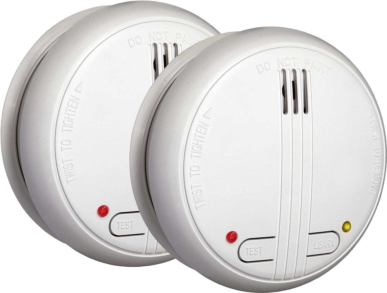 Smartwares 10.900.46 Alarma de Humo: Amazon.es: Bricolaje y ...