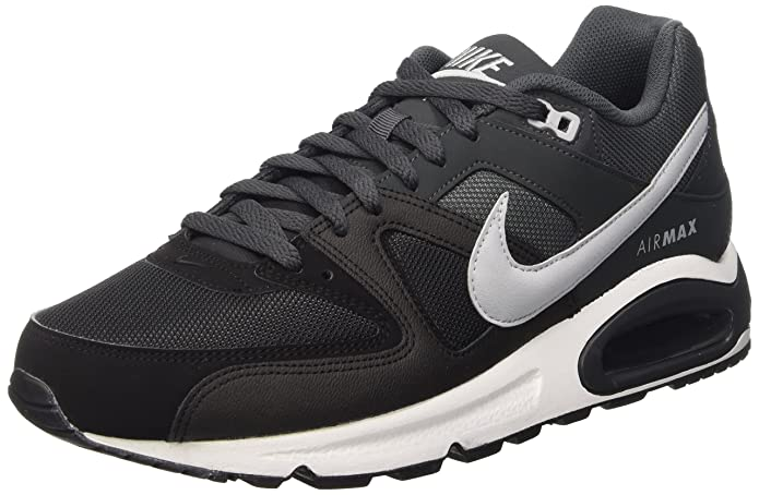 Nike Air Max Command, Chaussures de Running Compétition Homme, Gris