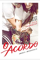 O acordo (Amores Improváveis Livro 1) eBook Kindle