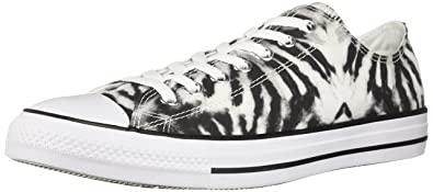 60feaa01a6f4 Converse Men s Chuck Taylor All Star Tie Dye Low Top Sneaker White Black