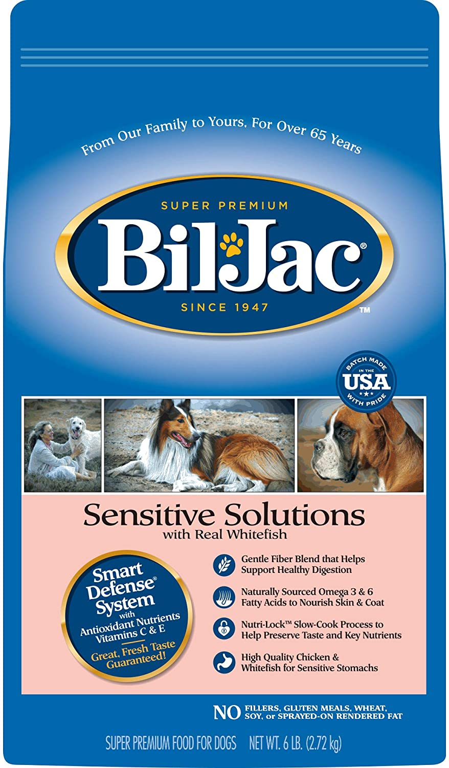 Bil-Jac Sensitive Solutions - 6 lb