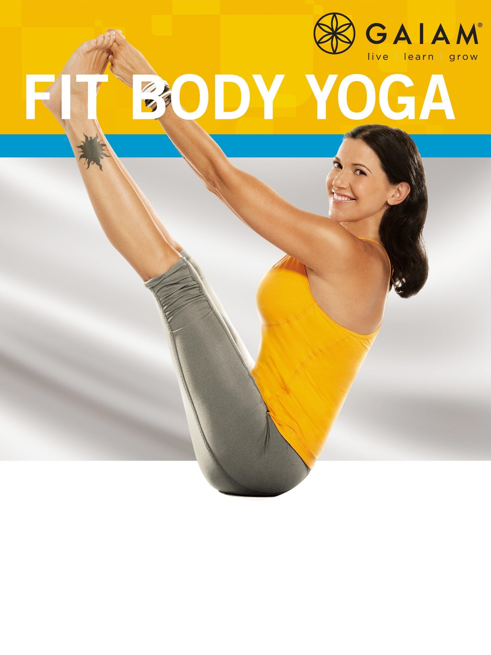 Watch Gaiam: Fit Body Yoga with Gwen Lawrence Season 1 ...