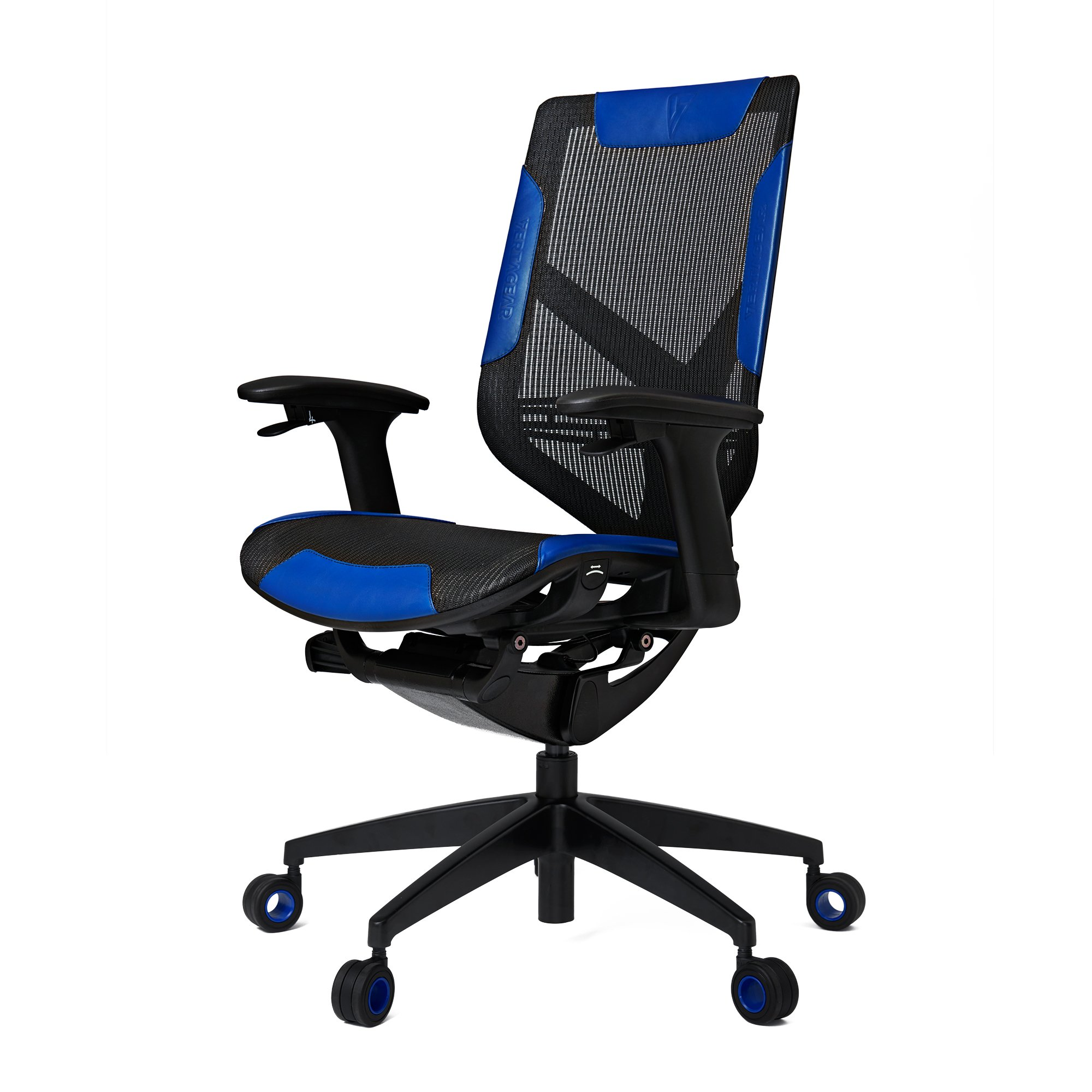 Vertagear Triigger 275 Gaming Chair, Large, Blue by VERTAGEAR