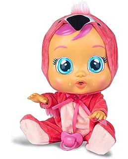 Amazon.com: Cry Babies Lea Doll: Toys & Games
