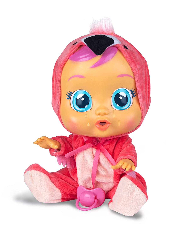 IMC Toys 96370 Dotty Dalmata - Muñeca Bebés Llorones, Multicolor