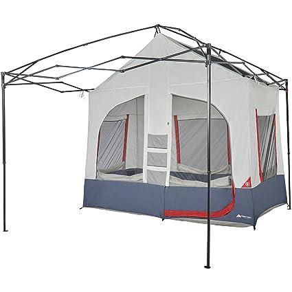 dd4610ea9cfd Amazon.com   Ozark Trail 3-Person Connect Tent   Sports   Outdoors