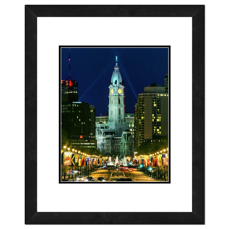 Philadelphia City View Photo