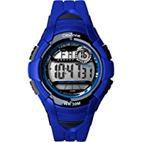 Kids Watch Girls Boys Digital Sports 7-Color Flashing Light Water Resistant 100FT Alarm Gifts for Girls Boys Age 5-10 481