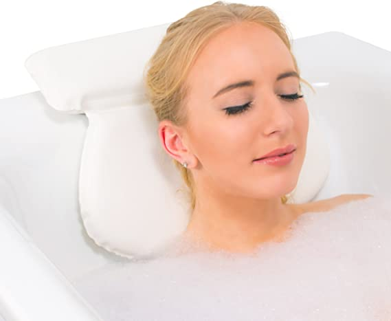 inflatable bath pillow from amazon as a valentines gift