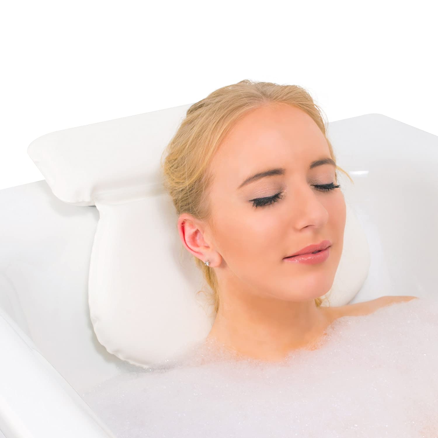 Amazon.co.uk: Bathtub Pillows: Home & Kitchen