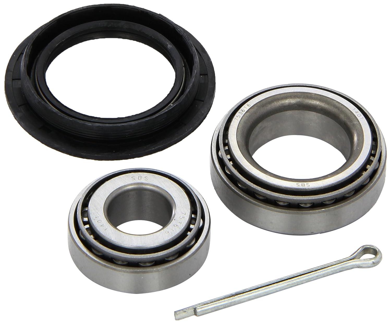 NRM DRACO CS Black//Red KO237/Wheel Trims 13-inch/ /Set of 4