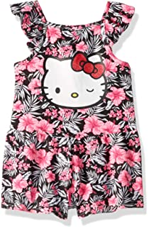 f738b1ba8 Amazon.com: Hello Kitty Baby Girls' Romper: Infant And Toddler ...