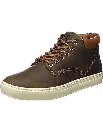 20b3e03b2a558 Timberland Men's Adventure 2.0 Cupsole Chukka High-top Sneakers